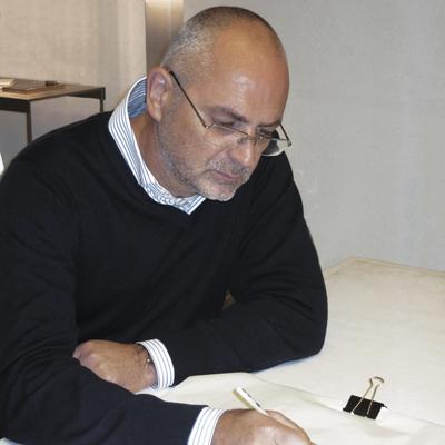 Andrea Tosetto - designer for Studio Italia Design