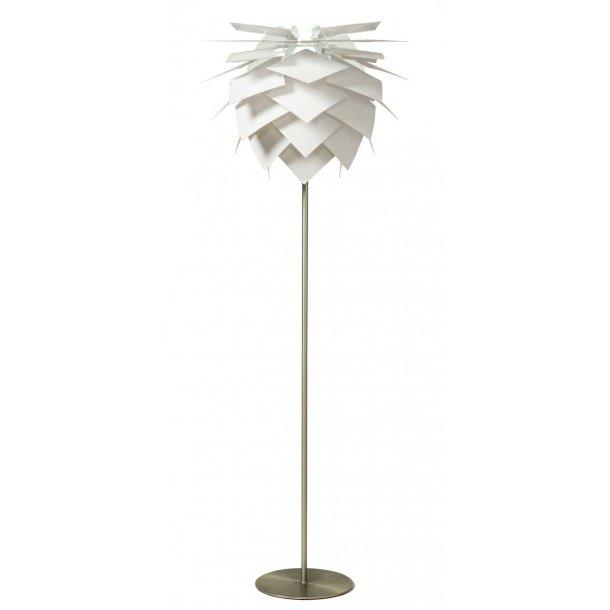 PineApple M gulvlampe hvid