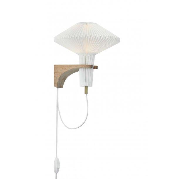 The Mushroom væglampe