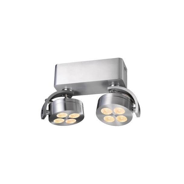 Elite 2 loftlampe alu (UDGÅET)