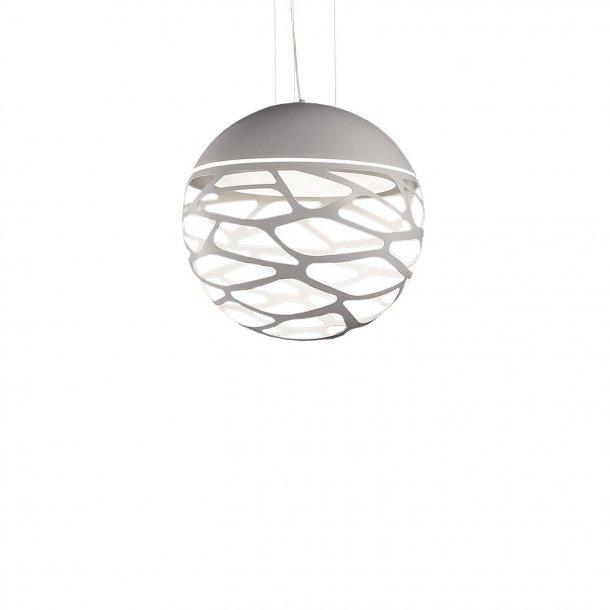 Kelly Sphere pendel small hvid (udstillingsmodel)