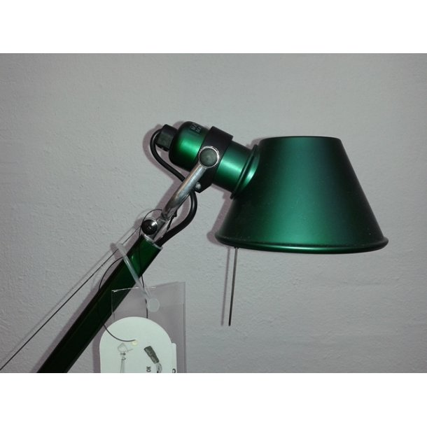 Tolomeo Micro bordlampe grøn (Udstillingsmodel)