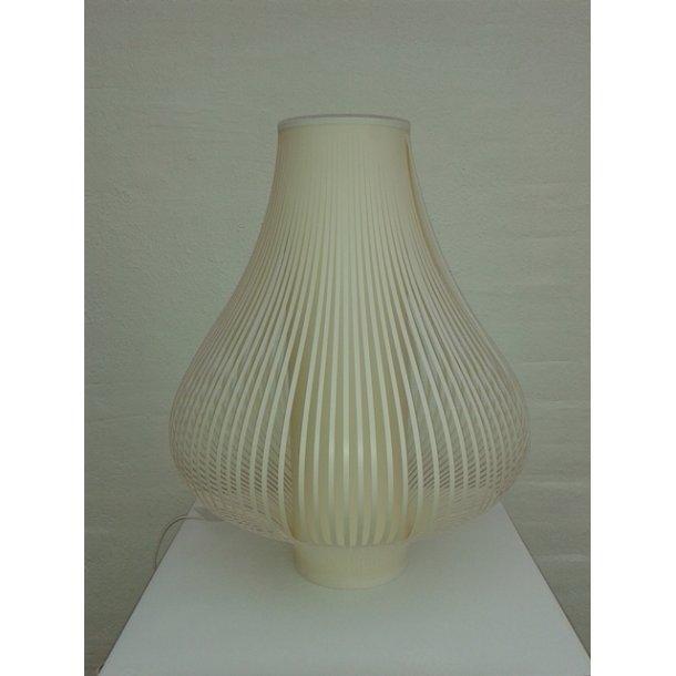 Tupelo bordlampe Ø40 cm hvid (Udstillingsmodel)
