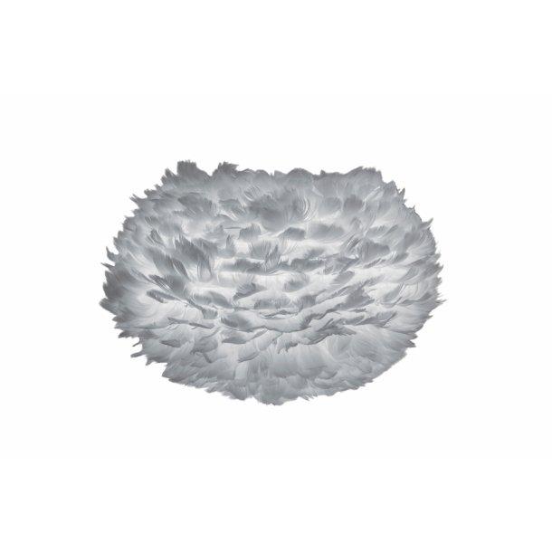 Eos pendel lys grå medium (skærm+fatningssæt) (udstillingsmodel)