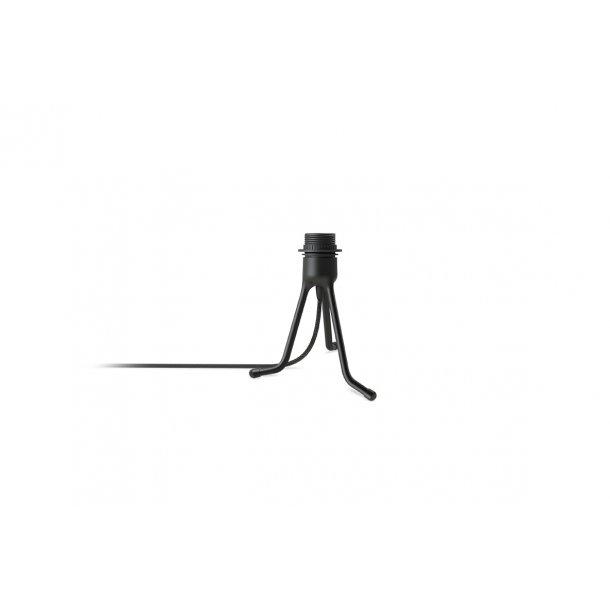 Tripod bordstativ lille sort (udstillingsmodel)