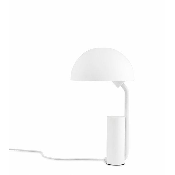 Cap bordlampe white