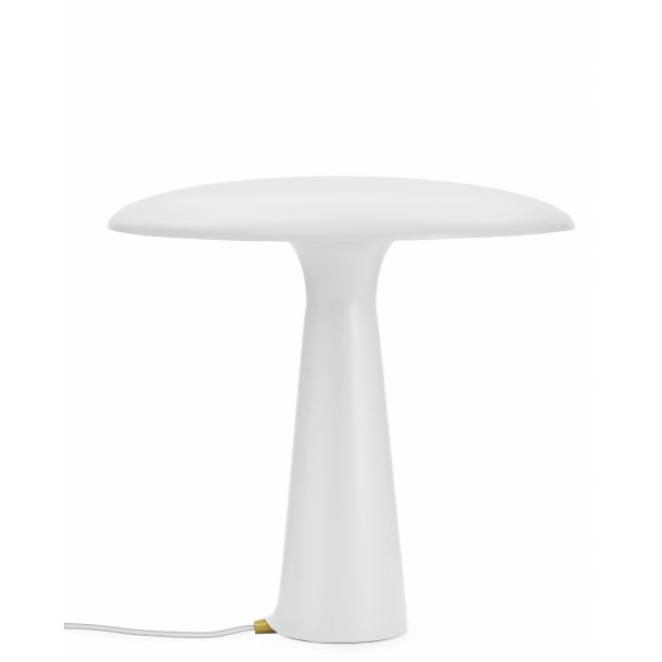 Shelter bordlampe white