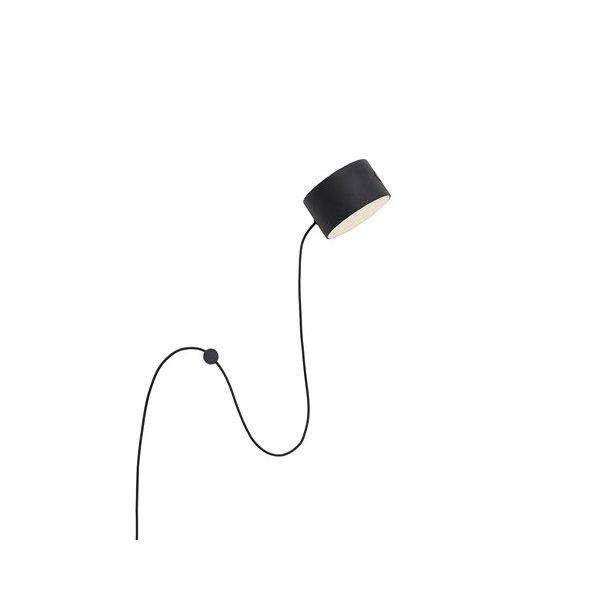 Post væglampe