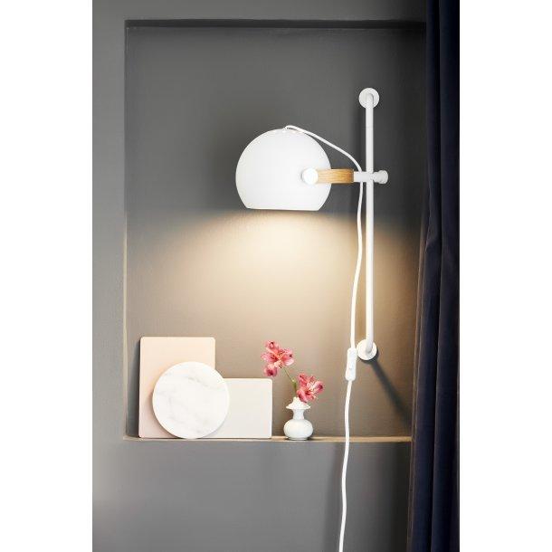 DC Ø18 væglampe