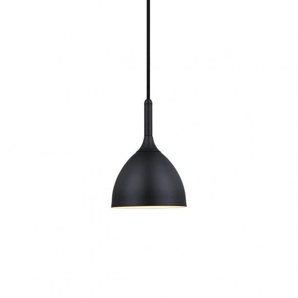 Bellevue pendel Ø14 sort/sort