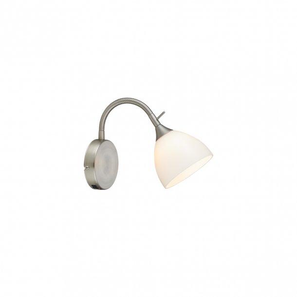 Bellevue væglampe opal (UDSTILLINGSMODEL