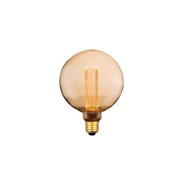 Colors Dim LED Amber Globe