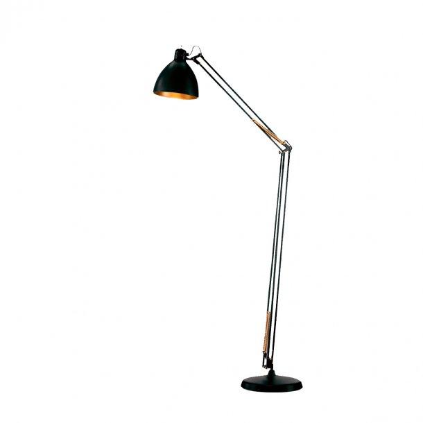 Archi F1 gulvlampe mathvid