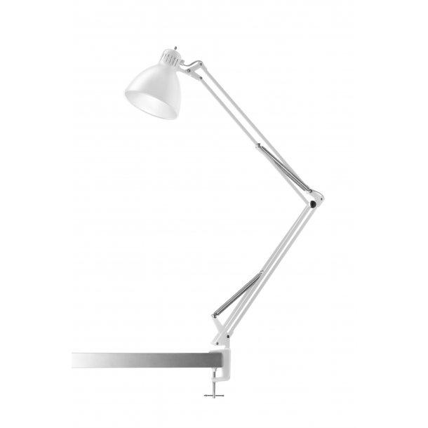 Archi T2 bord/væglampe mat hvid (udgået model)