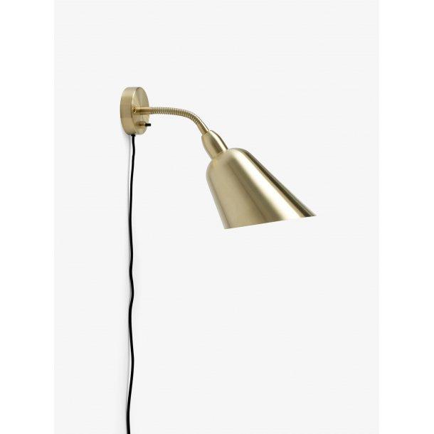 Bellevue AJ9 væglampe messing (udstillingsmodel)