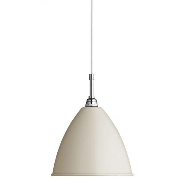 Bestlite BL9 M pendel offwhite/krom (Udstillingsmodel)