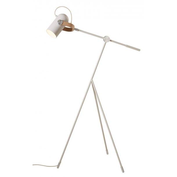 Carronade Low gulvlampe sand (udstillingsmodel)