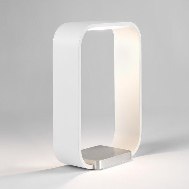 Code LED bordlampe hvid (udstillingsmodel)