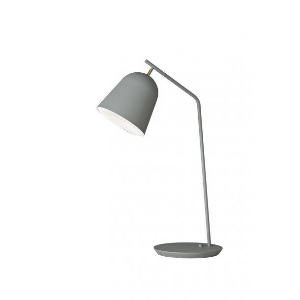 Caché bordlampe i grå(udstillingsmodel)