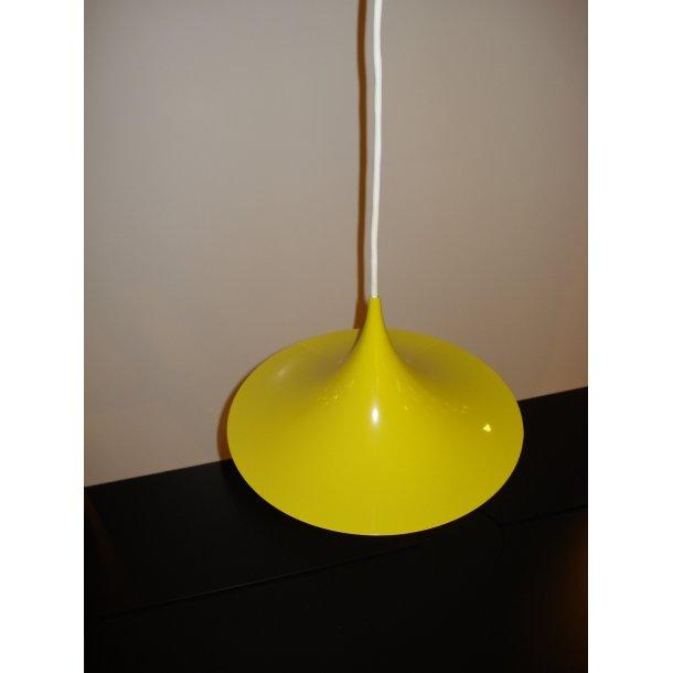 Semi pendel i gul (Udstillingsmodel)