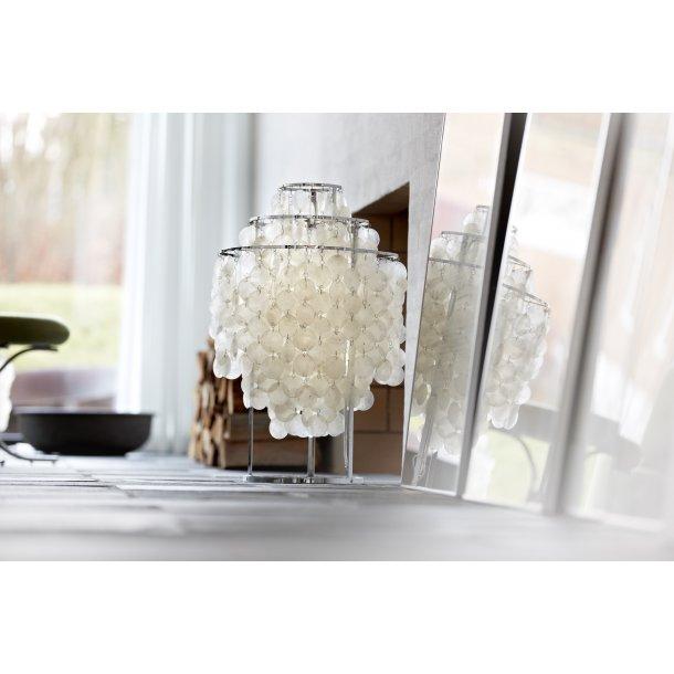 Fun bordlampe lille (udstillingsmodel) perlemor