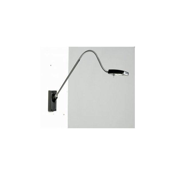 Futura væglampe ekstra lang arm (Udstillingsmodel)