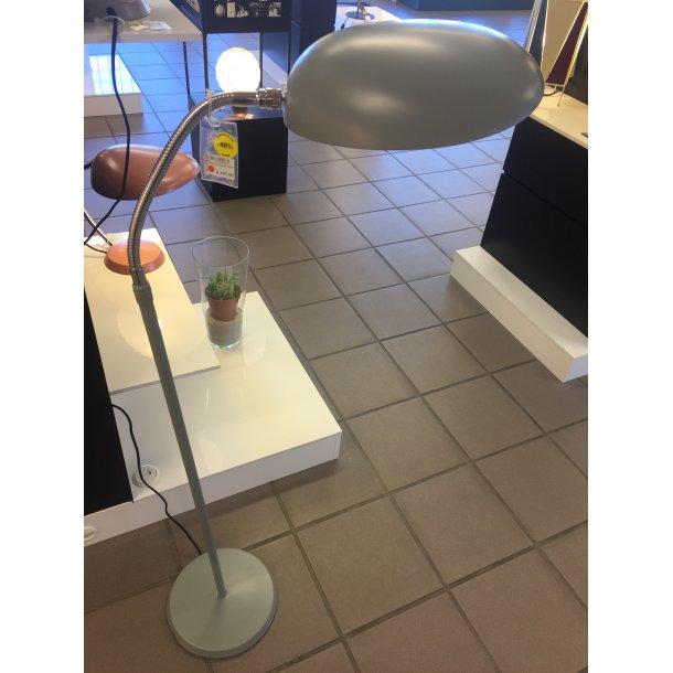 Grossman Cobra gulvlampe blågrå (udstillingsmodel)