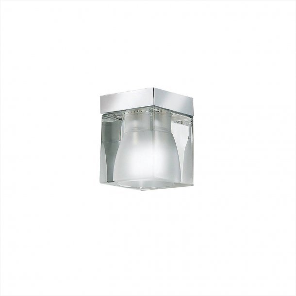 Ice Cube Downlight (Cubetto) loftlampe (udstillingsmodel)