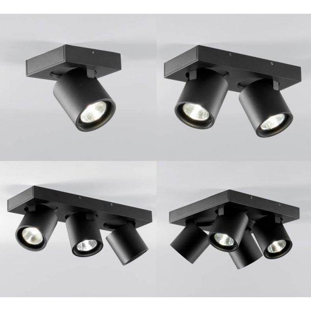 Focus 1-4 LED-spots