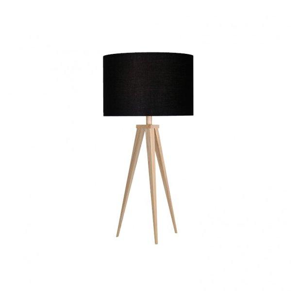 Paso 35 T1 bordlampe eg/sort (udstillingsmodel)