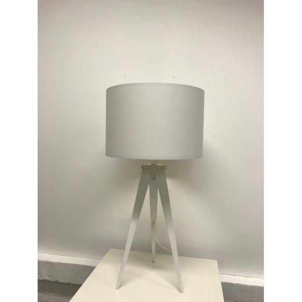 Paso 35 bordlampe hvid (udstillingsmodel)