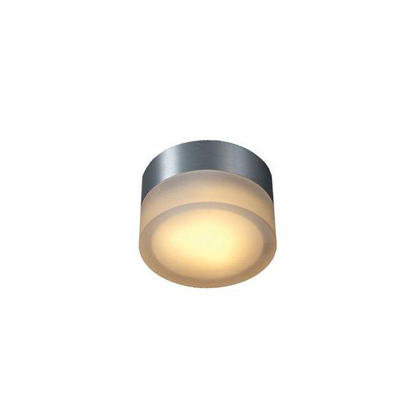 Spunk Round loftlampe alu (UDGÅET)