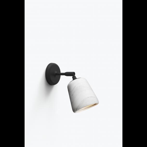Material væglampe