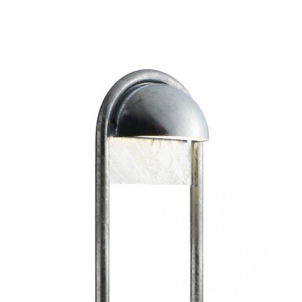 Rørhat stander (tilkøb en lampeskærm)