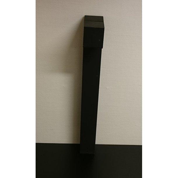 Cayenne bedlampe sort (Udstillingsmodel)