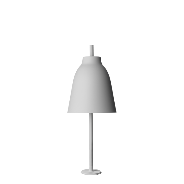 Caravaggio Matt Table Plug-in Grey25