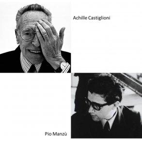 ACHILLE CASTIGLIONI & PIO MANZÙ