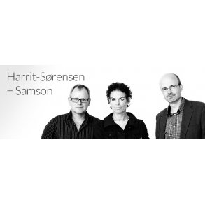 HARRIT-SØRENSEN+SAMSON DESIGN TEAM