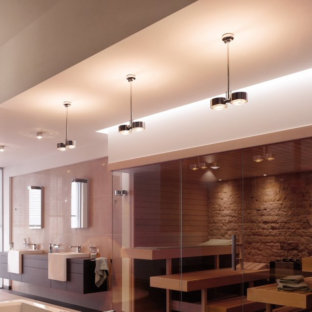 Puk Maxx Twin loftlampe