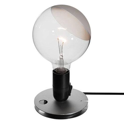 lampadina flos : Flos Lampadina bordlampe sort