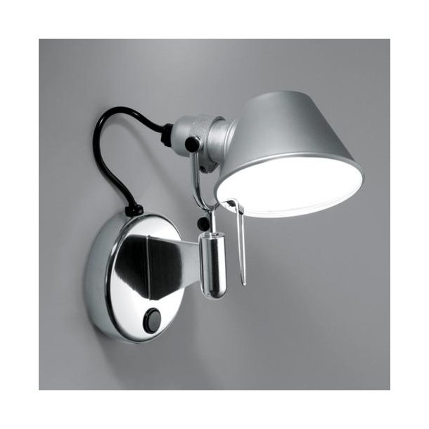 tolomeo micro faretto v glampe artemide lamper a s. Black Bedroom Furniture Sets. Home Design Ideas